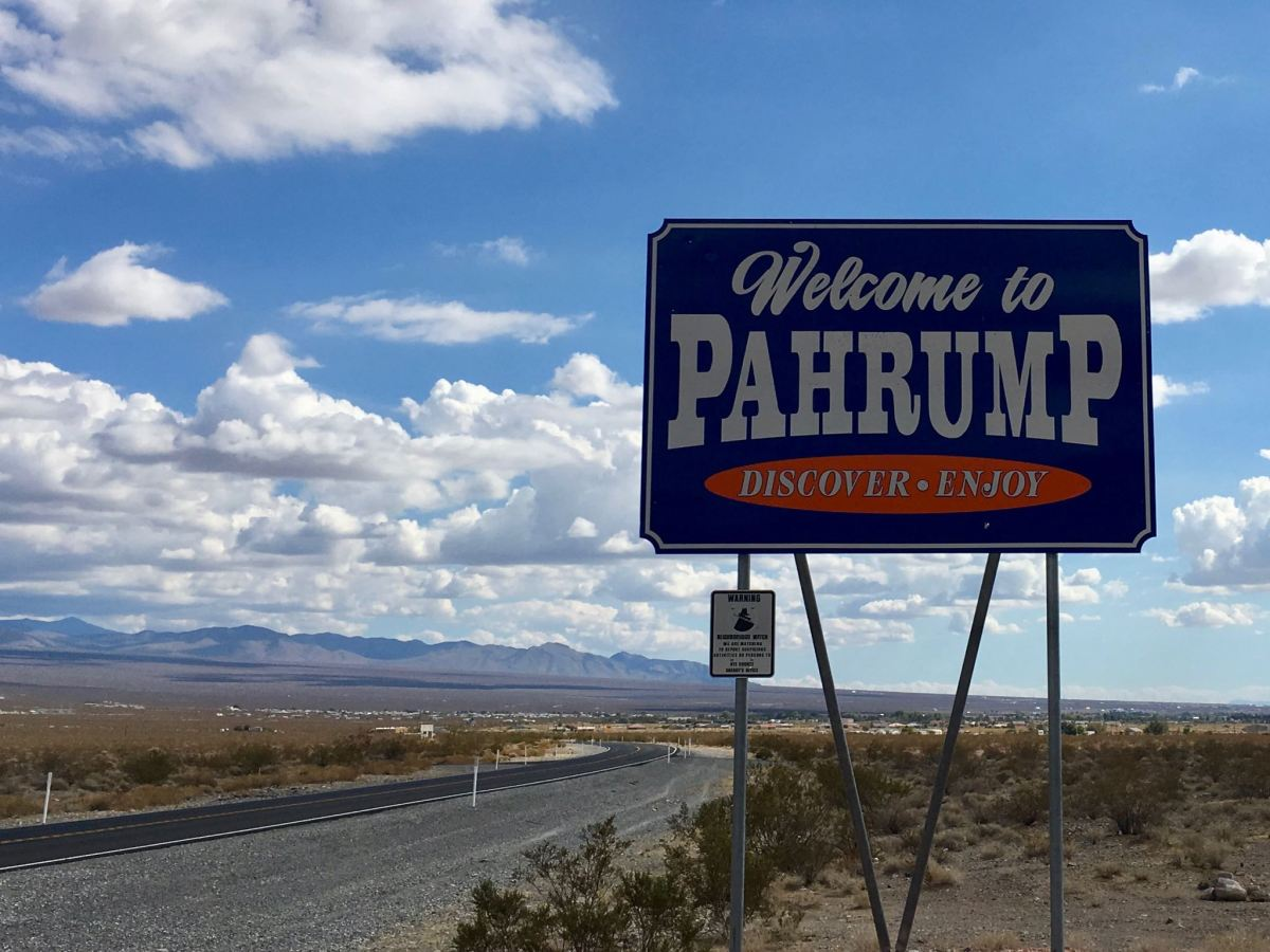 What You Need to Know About Pahrump, Nevada as a Snowbird or Nomad